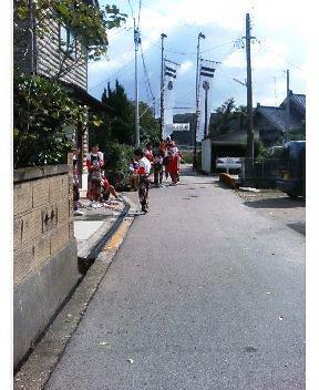 太田の祭り