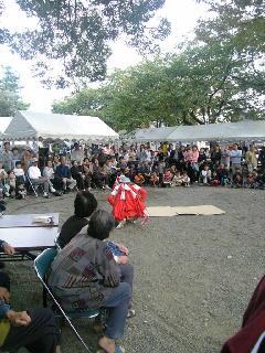羽咋神社にて・・